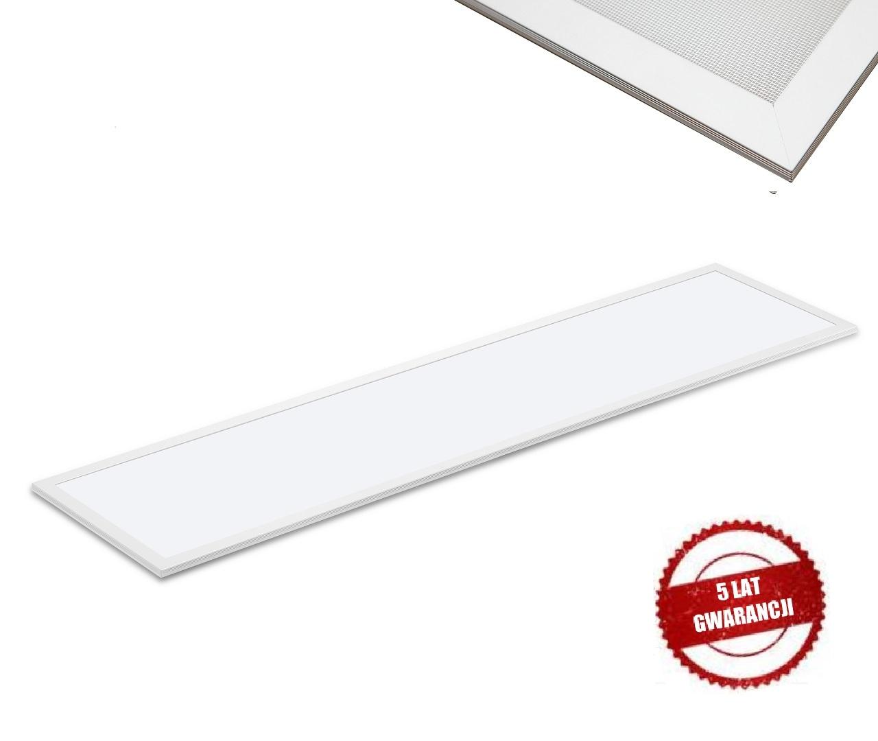 MISTIC Panel LED 30x120 40W MATT WHITE